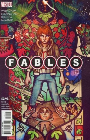 Fables # 120 Issues (2002 - 2015)