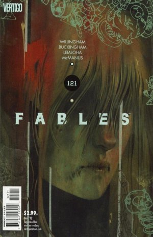 Fables # 121 Issues (2002 - 2015)