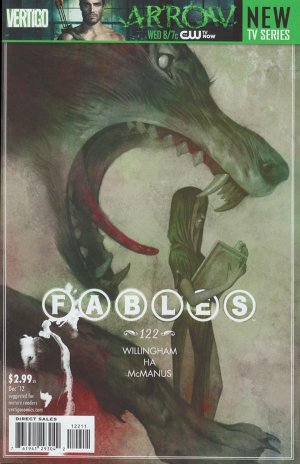 Fables # 122 Issues (2002 - 2015)