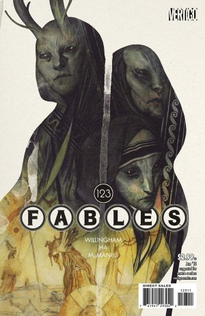 Fables # 123 Issues (2002 - 2015)