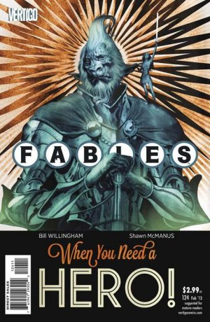 Fables # 124 Issues (2002 - 2015)