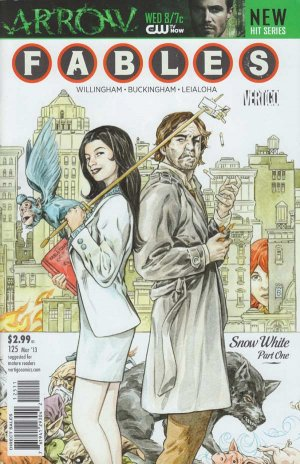 Fables # 125 Issues (2002 - 2015)