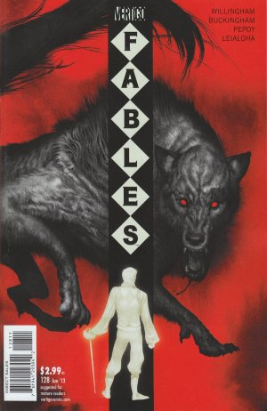 Fables # 128 Issues (2002 - 2015)