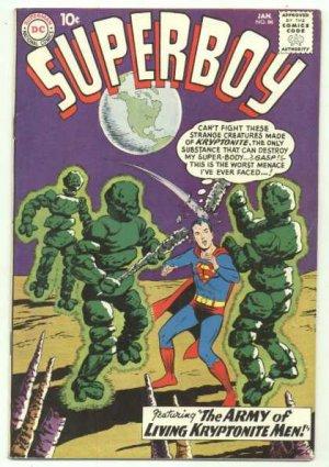 Superboy # 86 Issues V1 (1949-1973)