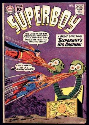 Superboy # 89 Issues V1 (1949-1973)