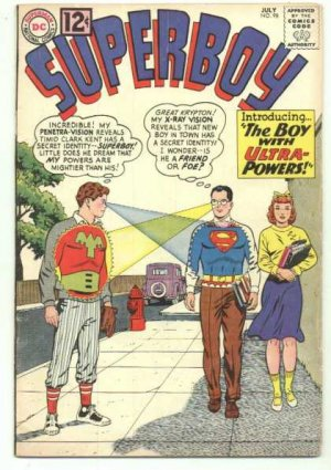 Superboy # 98 Issues V1 (1949-1973)