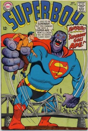 Superboy # 142 Issues V1 (1949-1973)