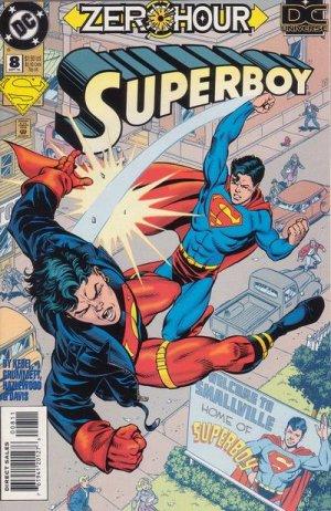 Superboy # 8 Issues V4 (1994-2002)