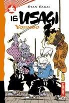 Usagi Yojimbo # 16