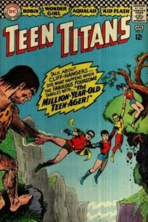 Teen Titans # 2 Issues V1 (1966 - 1978)