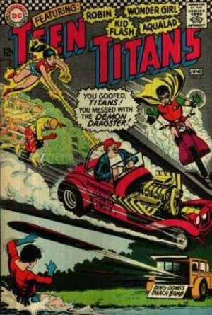 Teen Titans # 3 Issues V1 (1966 - 1978)