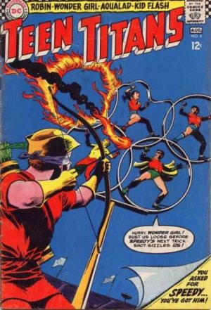 Teen Titans # 4 Issues V1 (1966 - 1978)