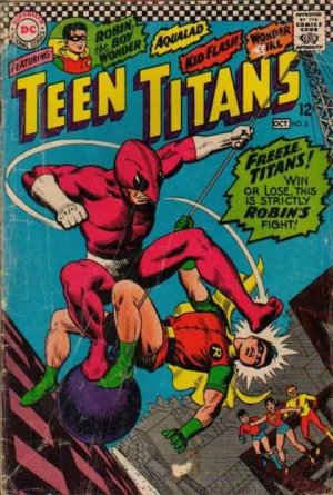 Teen Titans # 5 Issues V1 (1966 - 1978)