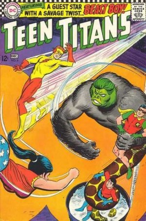 Teen Titans # 6 Issues V1 (1966 - 1978)