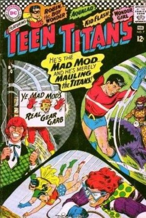 Teen Titans # 7 Issues V1 (1966 - 1978)