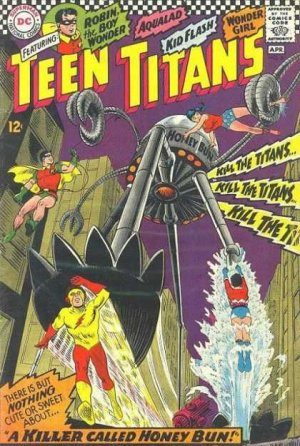 Teen Titans # 8 Issues V1 (1966 - 1978)