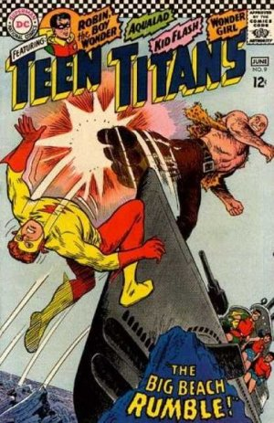 Teen Titans # 9 Issues V1 (1966 - 1978)