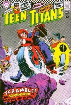 Teen Titans # 10 Issues V1 (1966 - 1978)