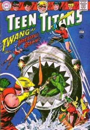 Teen Titans # 11 Issues V1 (1966 - 1978)