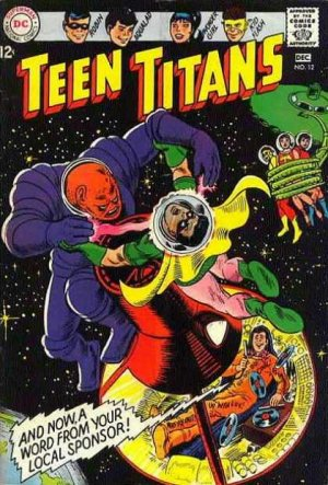 Teen Titans # 12 Issues V1 (1966 - 1978)