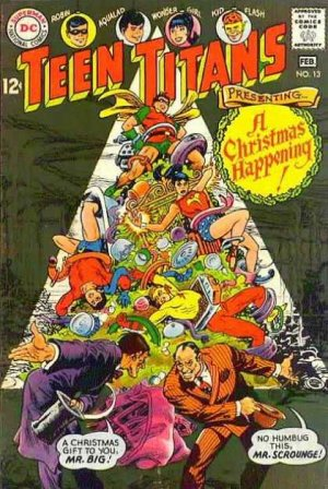 Teen Titans # 13 Issues V1 (1966 - 1978)