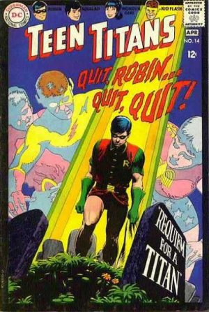 Teen Titans # 14 Issues V1 (1966 - 1978)