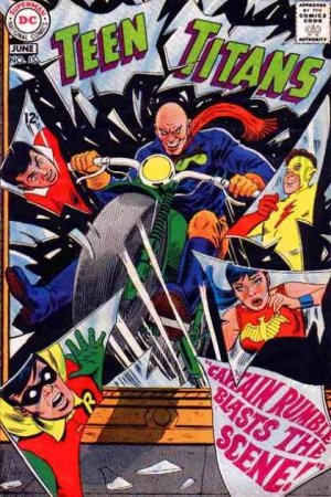 Teen Titans # 15 Issues V1 (1966 - 1978)