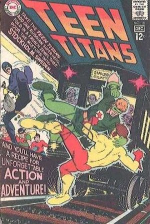 Teen Titans # 18 Issues V1 (1966 - 1978)