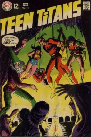 Teen Titans # 19 Issues V1 (1966 - 1978)