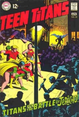 Teen Titans # 20 Issues V1 (1966 - 1978)