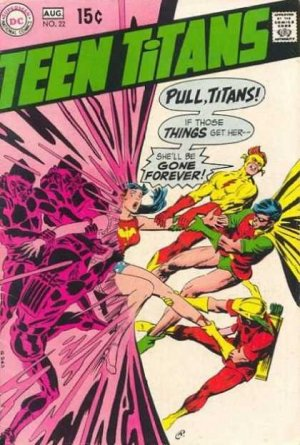 Teen Titans # 22 Issues V1 (1966 - 1978)
