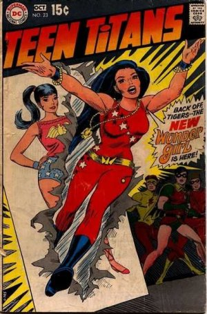 Teen Titans # 23 Issues V1 (1966 - 1978)