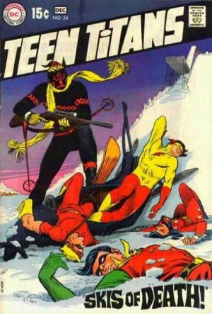 Teen Titans # 24 Issues V1 (1966 - 1978)