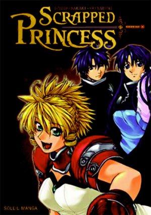 couverture, jaquette Scrapped princess 1  (soleil manga)