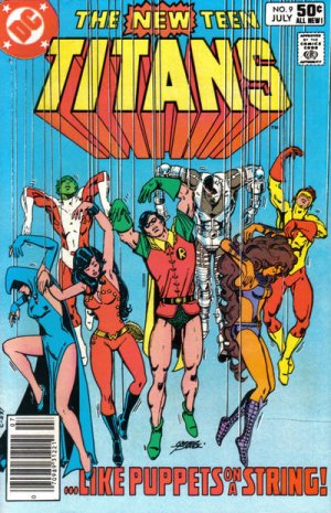 The New Teen Titans # 9 Issues V1 (1980 à 1984)