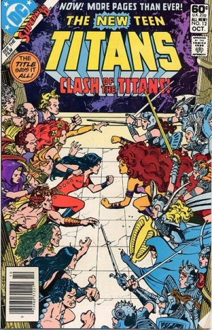 The New Teen Titans # 12 Issues V1 (1980 à 1984)