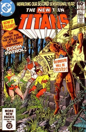 The New Teen Titans # 13 Issues V1 (1980 à 1984)