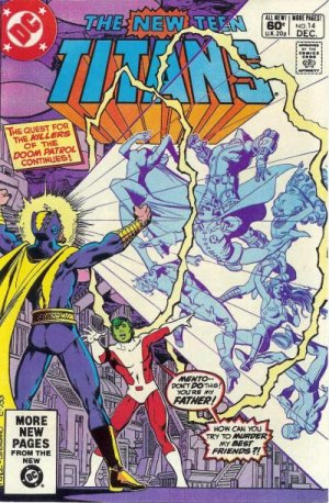 The New Teen Titans # 14 Issues V1 (1980 à 1984)