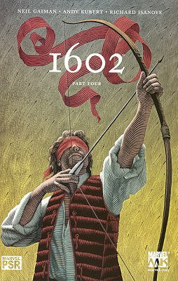 1602 # 4 Issues (2003 - 2004)