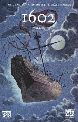 1602 # 5 Issues (2003 - 2004)