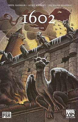 1602 # 6 Issues (2003 - 2004)
