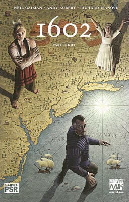 1602 # 8 Issues (2003 - 2004)