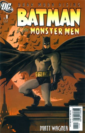 Batman & Les Monstres # 1 Issues (2006)
