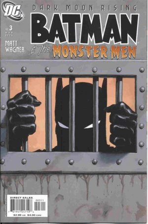 Batman & Les Monstres # 3 Issues (2006)
