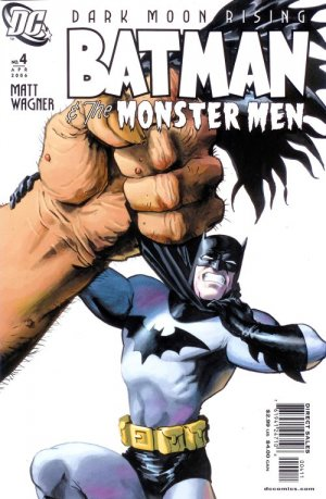 Batman & Les Monstres # 4 Issues (2006)
