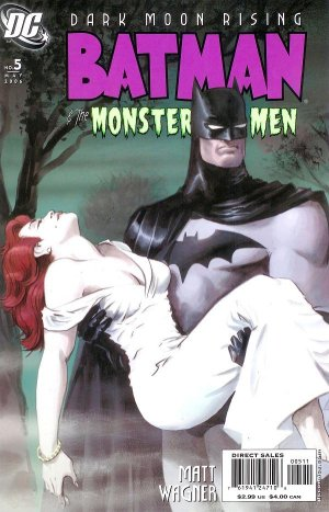 Batman & Les Monstres # 5 Issues (2006)