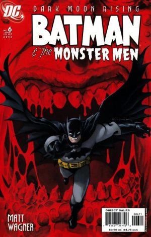 Batman & Les Monstres # 6 Issues (2006)