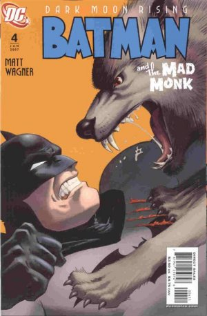 Batman et le Moine fou # 4 Issues