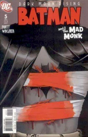 Batman et le Moine fou # 5 Issues