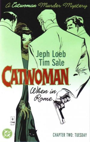 Catwoman - A Rome # 2 Issues